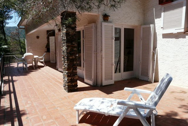 La terrasse id�ale prolongement du salon